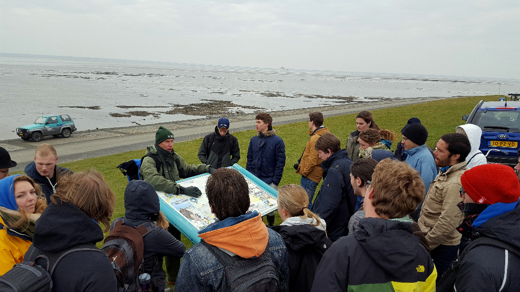 YPCC, Ameland, Excursion, Littoral, Biarritz