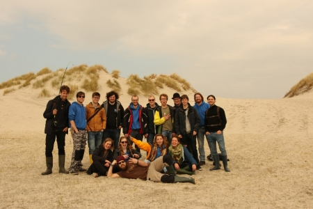 YPCC, Ameland, Excursion, Littoral, Biarritz, University of Applied Sciences, VHL, Leeuwarden